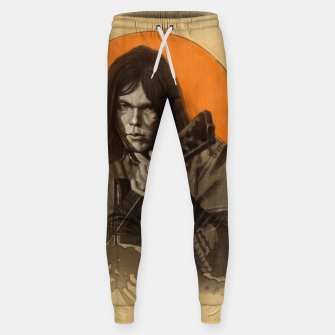 Miniatur Neil Young Harvest Sweatpants, Live Heroes