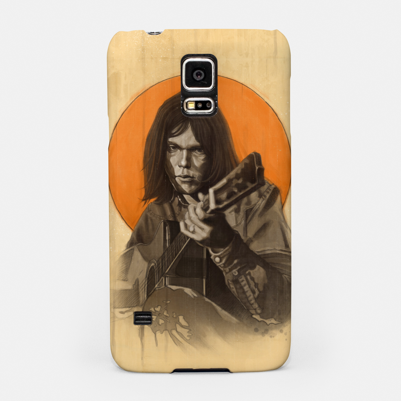 Image of Neil Young Harvest Samsung Case - Live Heroes
