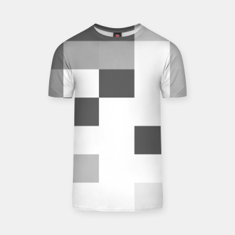 Thumbnail image of Pixels in Grey T-shirt, Live Heroes