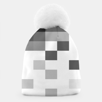 Thumbnail image of Pixels in Grey Beanie, Live Heroes