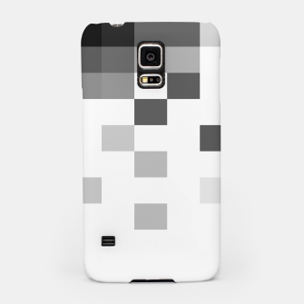 Thumbnail image of Pixels in Grey Samsung Case, Live Heroes
