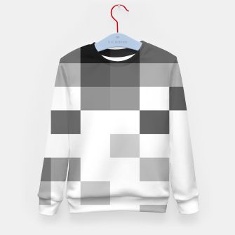 Thumbnail image of Pixels in Grey Kid's sweater, Live Heroes