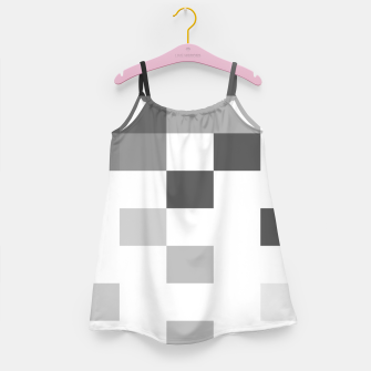 Thumbnail image of Pixels in Grey Girl's dress, Live Heroes