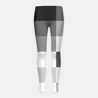 Thumbnail image of Pixels in Grey Girl's leggings, Live Heroes