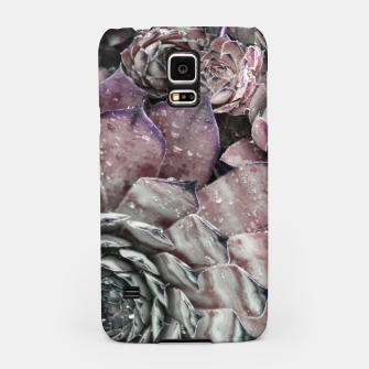 Thumbnail image of Succulent Closeup In Pink Samsung Case, Live Heroes