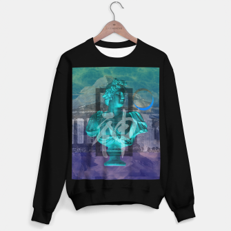 Thumbnail image of Club Olympus Sweater , Live Heroes