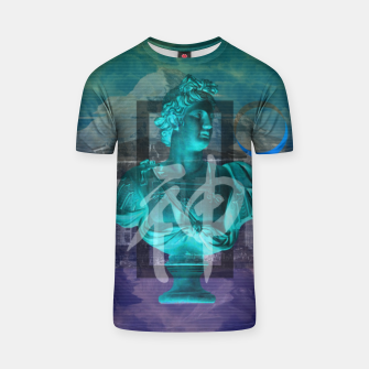 Thumbnail image of Club Olympus T-shirt, Live Heroes