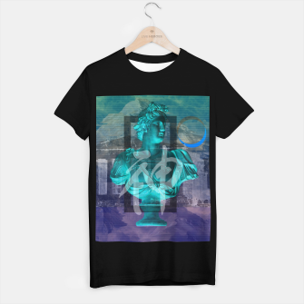 Thumbnail image of Club Olympus T-shirt , Live Heroes