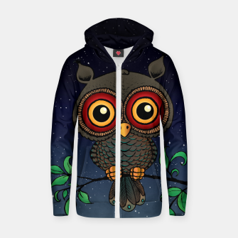 Imagen en miniatura de Under the stars Zip up hoodie, Live Heroes