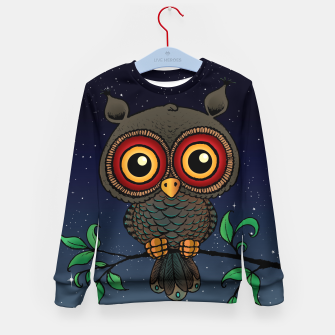 Imagen en miniatura de Under the stars Kid's sweater, Live Heroes