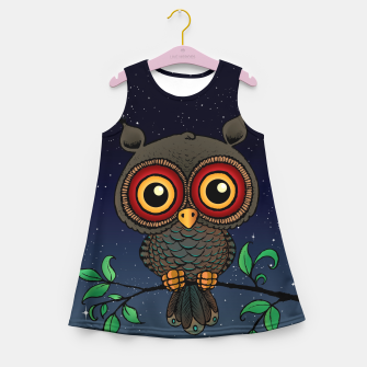 Imagen en miniatura de Under the stars Girl's summer dress, Live Heroes