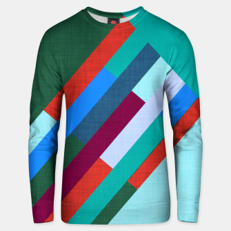 Thumbnail image of Meridian Green Unisex sweater, Live Heroes