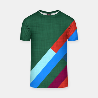 Thumbnail image of Meridian Green T-shirt, Live Heroes