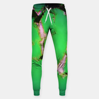 Soft green shatter Sweatpants thumbnail image