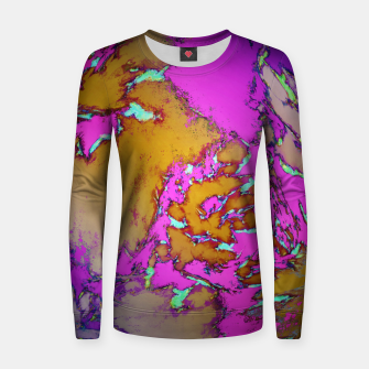 Thumbnail image of Evening gardens 2 Women sweater, Live Heroes