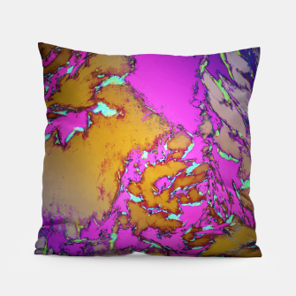 Thumbnail image of Evening gardens 2 Pillow, Live Heroes