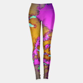 Thumbnail image of Evening gardens 2 Leggings, Live Heroes