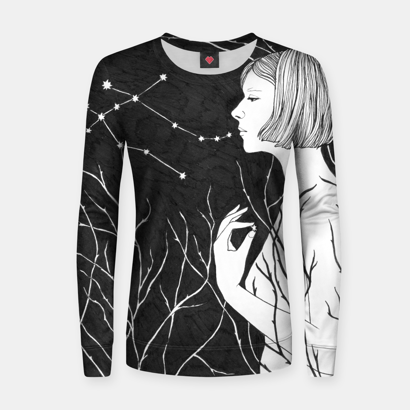Image of Under Stars (Aurora Aksnes) Women sweater - Live Heroes