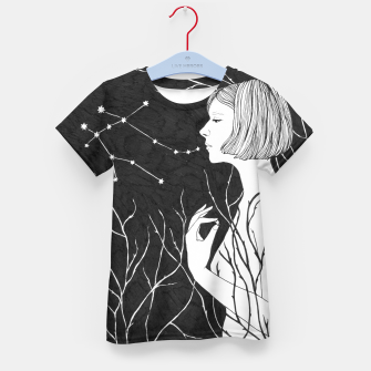 Thumbnail image of Under Stars (Aurora Aksnes) Kid's t-shirt, Live Heroes
