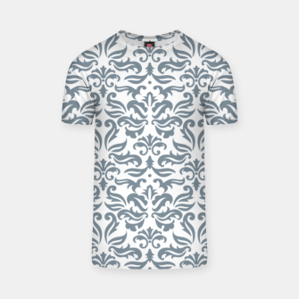 Miniatur Classy vintage pattern A T-shirt, Live Heroes