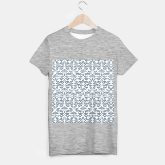 Thumbnail image of Classy vintage pattern A T-shirt regular, Live Heroes