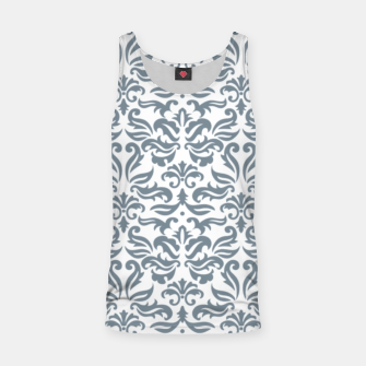 Miniatur Classy vintage pattern A Tank Top, Live Heroes