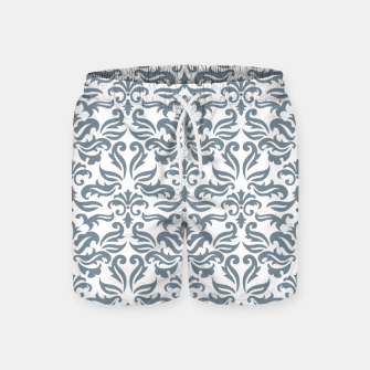 Thumbnail image of Classy vintage pattern A Swim Shorts, Live Heroes