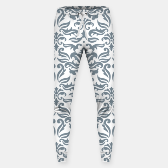 Thumbnail image of Classy vintage pattern A Sweatpants, Live Heroes