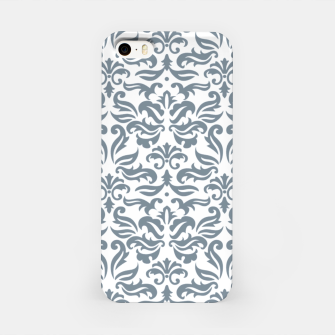 Miniatur Classy vintage pattern A iPhone Case, Live Heroes