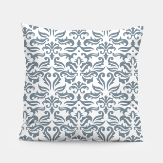 Miniatur Classy vintage pattern A Pillow, Live Heroes