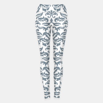 Thumbnail image of Classy vintage pattern A Leggings, Live Heroes