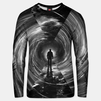 Thumbnail image of Spacetime Unisex sweater, Live Heroes