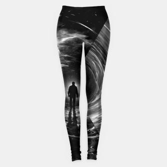 Thumbnail image of Spacetime Leggings, Live Heroes