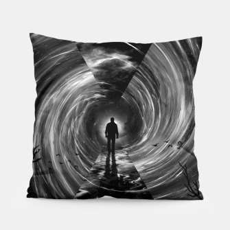 Thumbnail image of Spacetime Pillow, Live Heroes