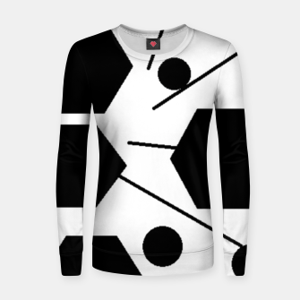 Thumbnail image of Apple-13 Women sweater, Live Heroes