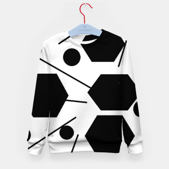 Thumbnail image of Apple-13 Kid's sweater, Live Heroes