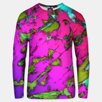 Thumbnail image of Shattering pink tigers Unisex sweater, Live Heroes