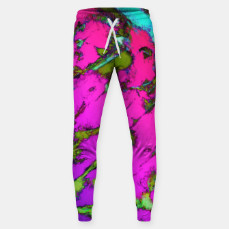 Thumbnail image of Shattering pink tigers Sweatpants, Live Heroes