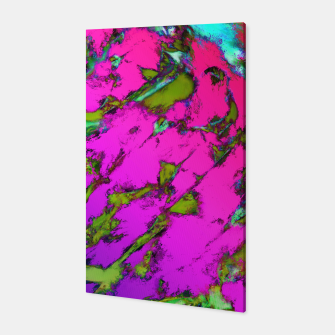 Thumbnail image of Shattering pink tigers Canvas, Live Heroes