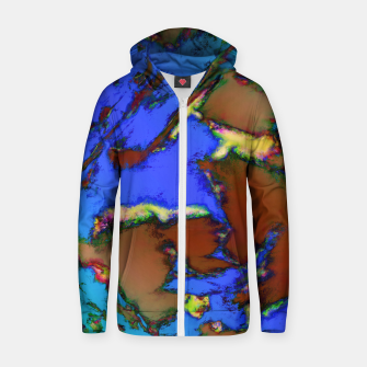 Thumbnail image of Isolated places 2 Zip up hoodie, Live Heroes