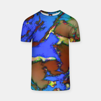 Isolated places 2 T-shirt thumbnail image