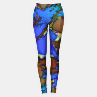 Isolated places 2 Leggings thumbnail image