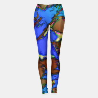 Thumbnail image of Isolated places 2 Leggings, Live Heroes