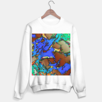 Miniaturka Isolated places 2 Sweater regular, Live Heroes