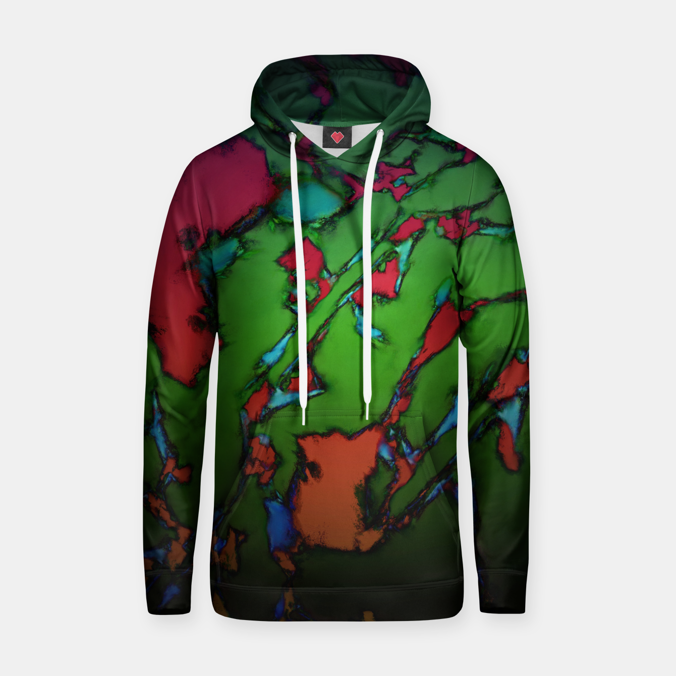 Image of The closing light Hoodie - Live Heroes