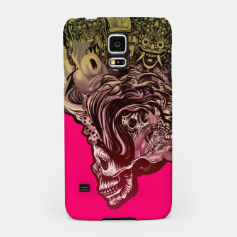 Thumbnail image of Head Blown Skull Samsung Case, Live Heroes