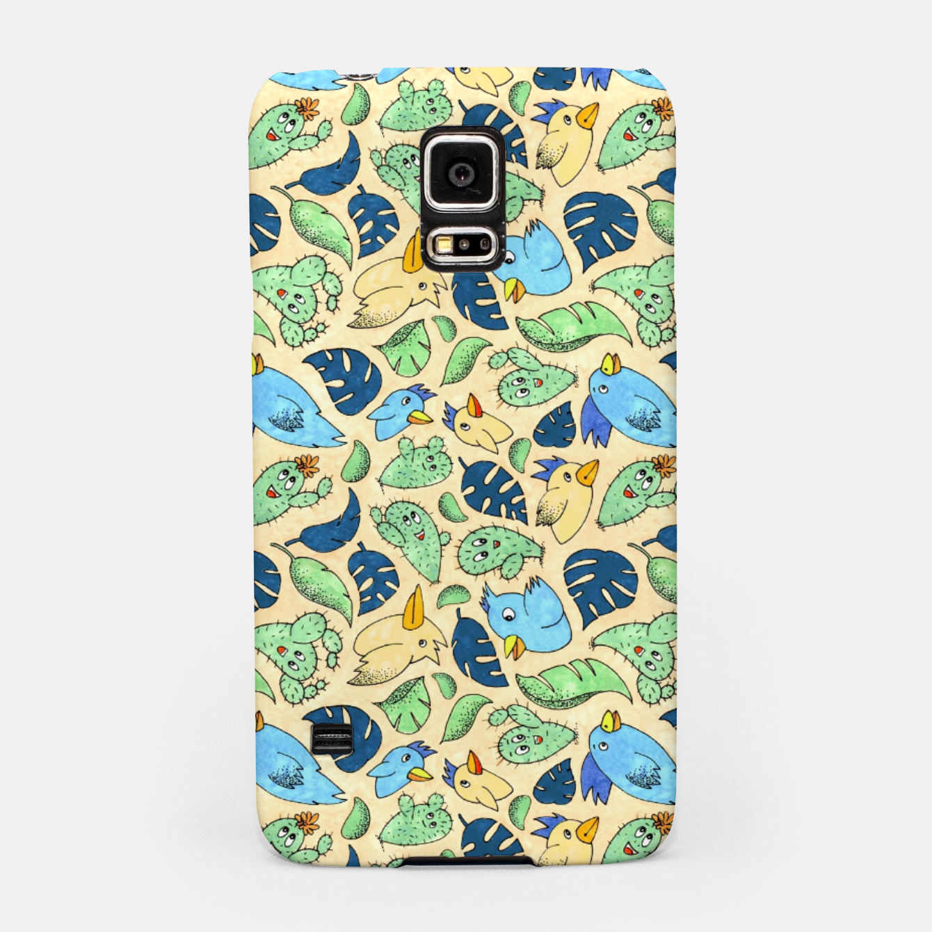 Image of Birds and Plants – Samsung Case - Live Heroes