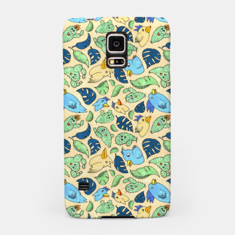 Birds and Plants – Samsung Case thumbnail image