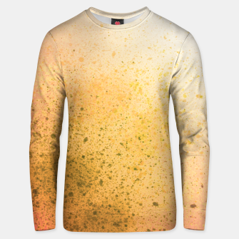 Miniaturka Living Coral and Yellow Spray Paint Unisex sweater, Live Heroes