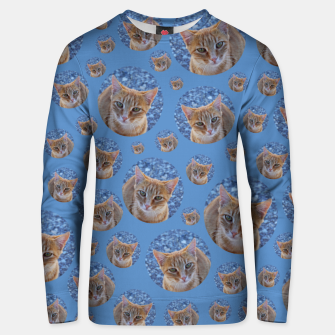 Thumbnail image of Give me love - pattern Unisex sweater, Live Heroes